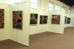 А.Д. Тихомиров. Выставка в МГТУ. 2014 (3)