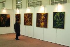 А.Д. Тихомиров. Выставка в МГТУ. 2014 (5)