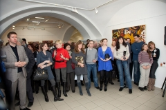 А.Д. Тихомиров. выставка в ГЦМСИР. 2010