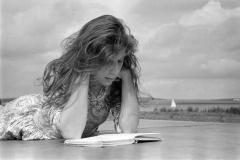 19Анна Тихомирова. Троицкое. 1962