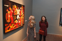 Выставка в Московском музее современного искусства